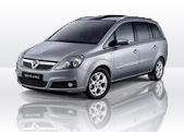 Vauxhall/Opel Zafira B service 68