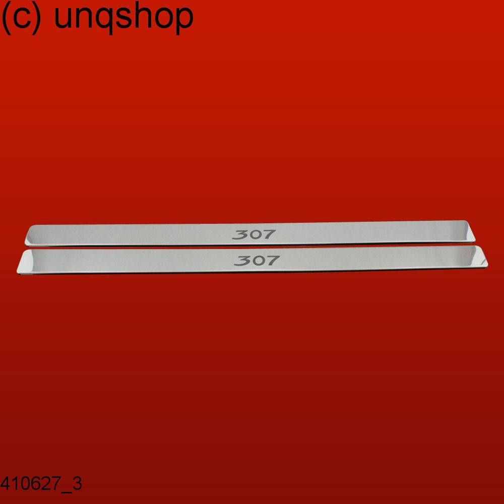 410627 2 les seuils de porte peugeot 307 cc 307 ebay for Seuil de porte sur mesure