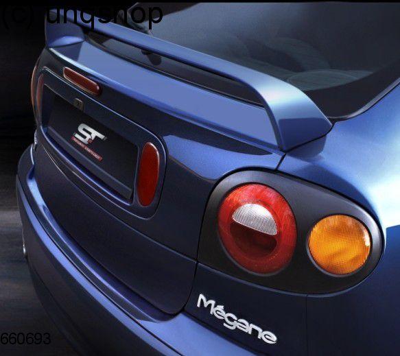 Boot Spoiler (MOD1) Renault Megane Mk1