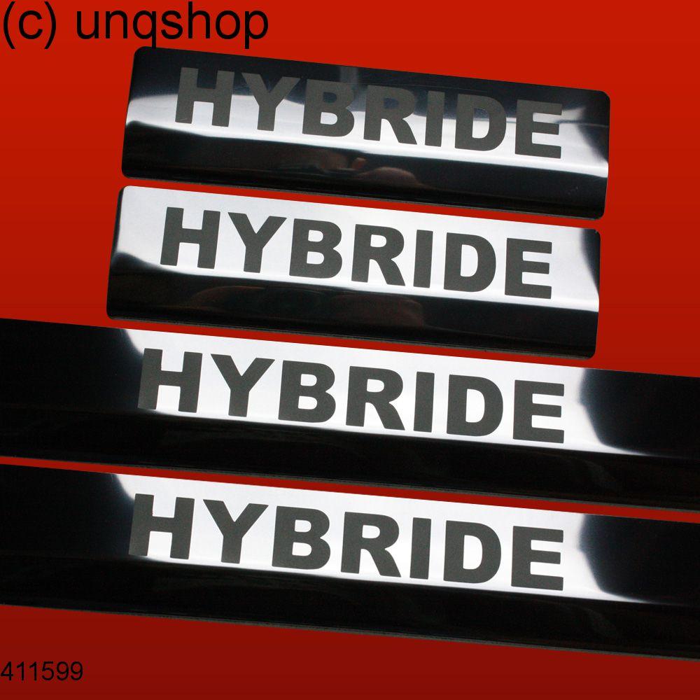 door sills hybride toyota auris mk2. Black Bedroom Furniture Sets. Home Design Ideas