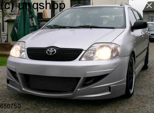 front bumper toyota corolla e12 only for estate. Black Bedroom Furniture Sets. Home Design Ideas