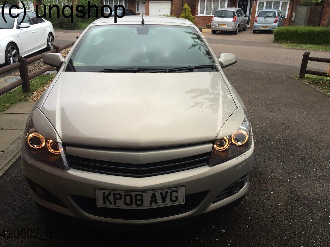 Eyebrows Vauxhall Opel Astra Mk5 H Iii Cover Headlamp Satria Fu Gen3