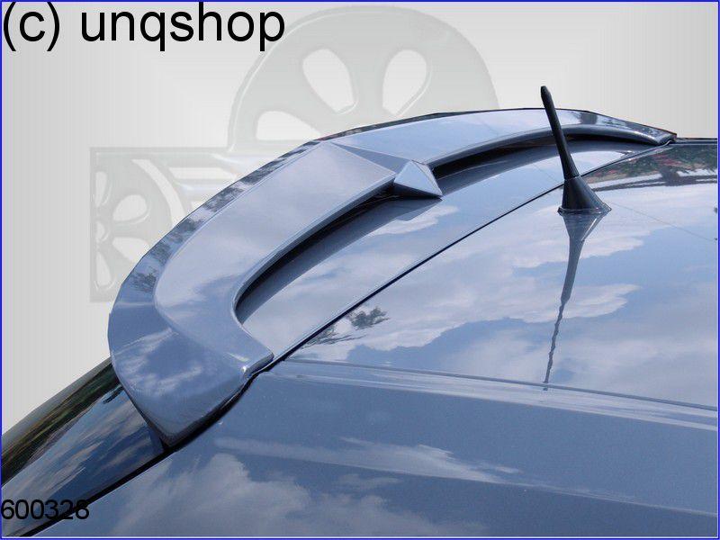 Roof spoiler Vauxhall/Opel Astra Mk5/H/III , only for 3 Doors