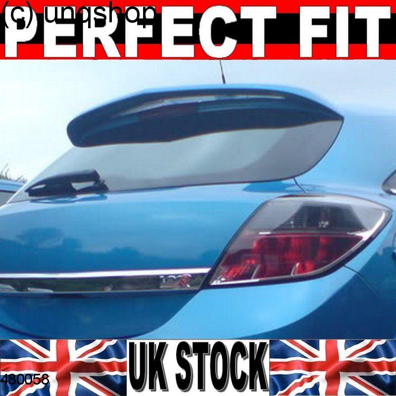 Roof Spoiler (VXR OPC) Vauxhall/Opel Astra Mk5/H/III , only for 3 DOORS