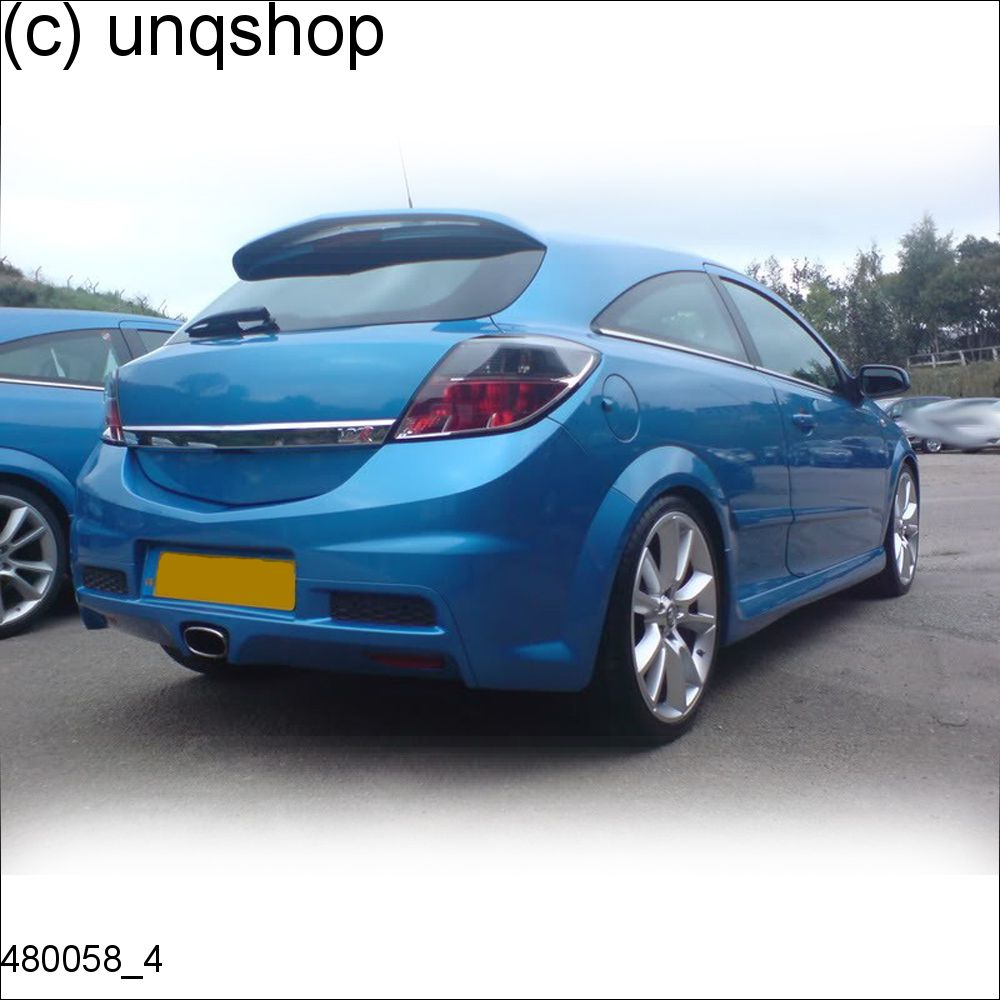 vauxhall opel astra mk5 h iii roof spoiler vxr only for 3 doors ebay. Black Bedroom Furniture Sets. Home Design Ideas