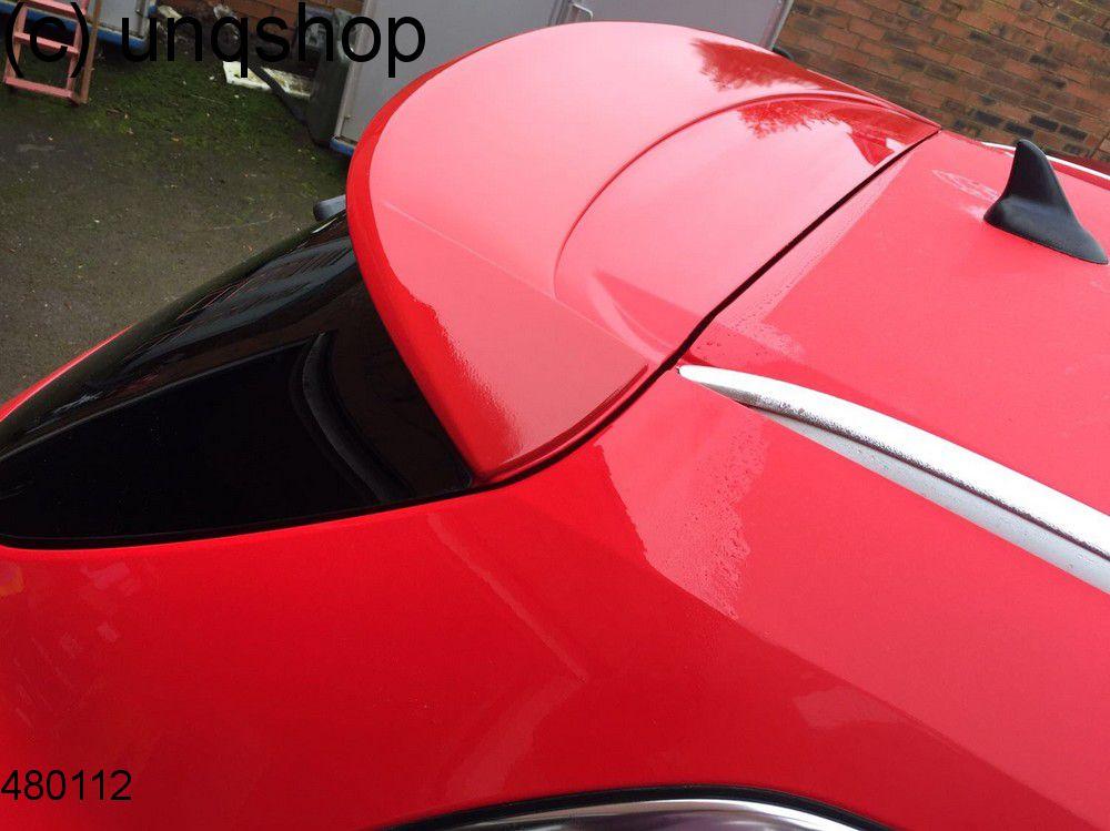 Roof Spoiler Vauxhall/Opel Astra Mk6/J/IV , only for Estate
