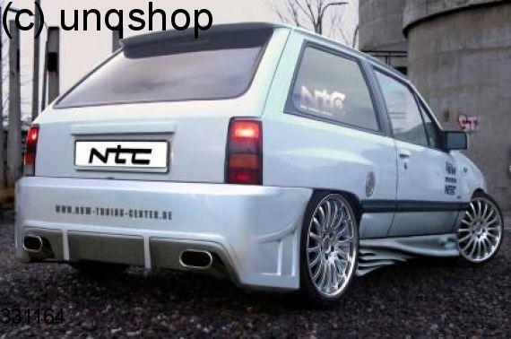 Rear bumper (JAPAN) Vauxhall/Opel Corsa A/Nova