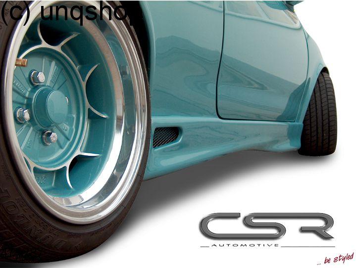 Side skirts Vauxhall/Opel Corsa A/Nova