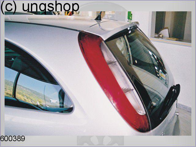 Roof Spoiler Vauxhall Opel Corsa C