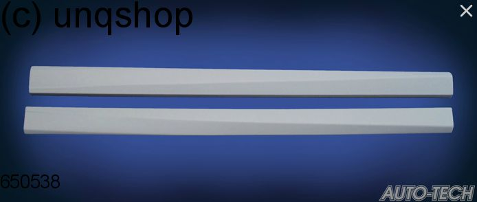 Side skirts Vauxhall/Opel Corsa D , only for 5 Doors