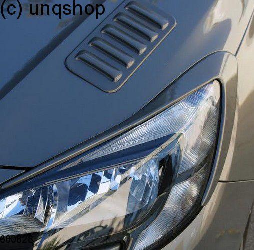 Bonnet vents Vauxhall/Opel CORSA E