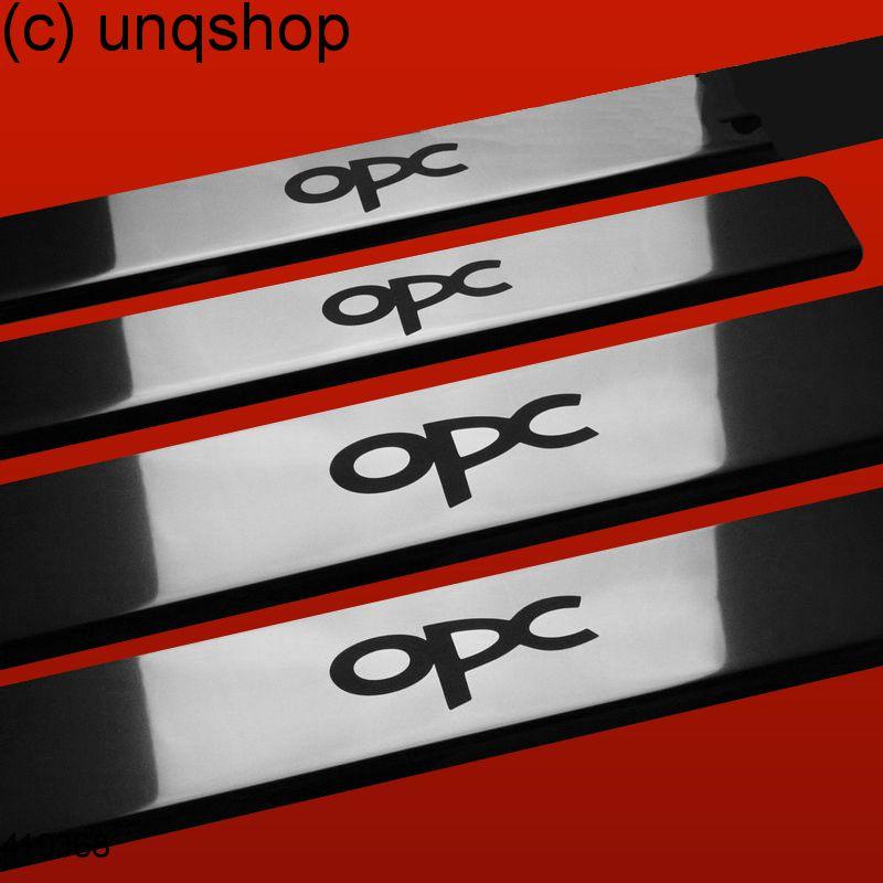 Door sills (OPC) Vauxhall/Opel Meriva A