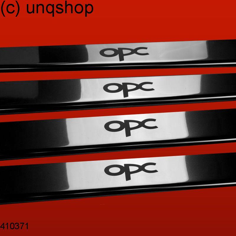 Door sills (OPC) Vauxhall/Opel Meriva B