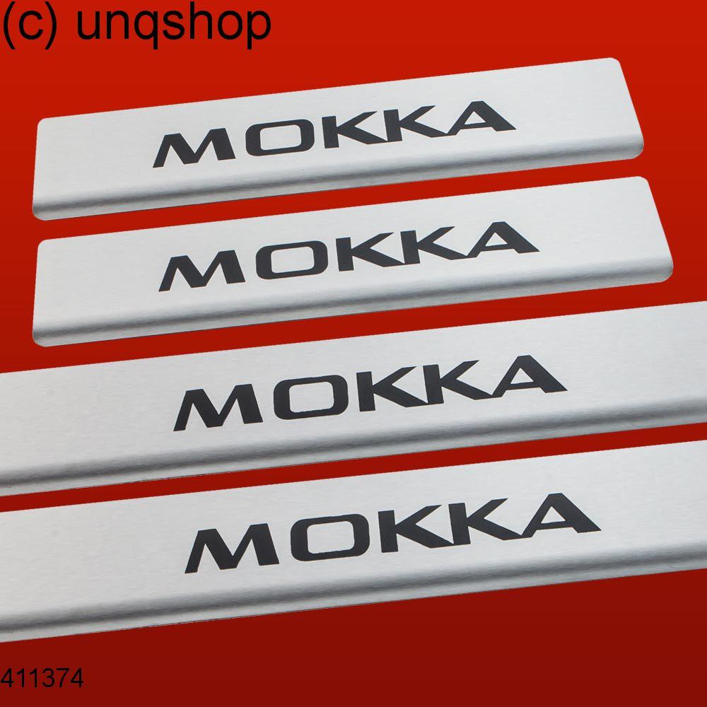 Door sills (MOKKA) Vauxhall/Opel Mokka