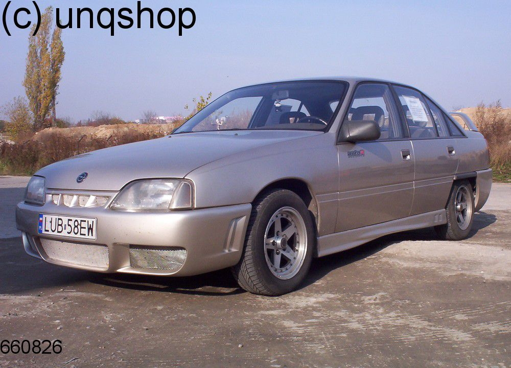Front Bumper (RS LOOK) Vauxhall/Opel Omega A