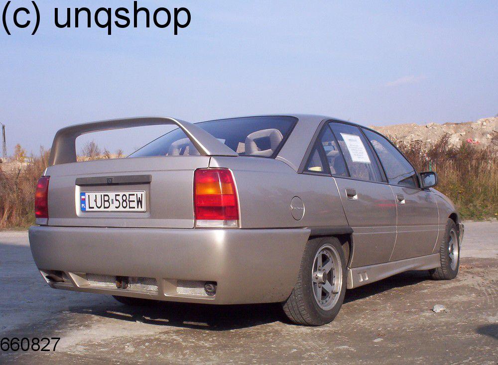 Rear Bumper (RS LOOK) Vauxhall/Opel Omega A