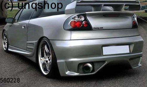 Rear bumper (Modena) Vauxhall/Opel Tigra Mk1