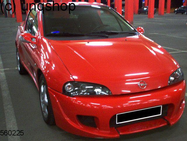 Front bumper (VSM) Vauxhall/Opel Tigra Mk1