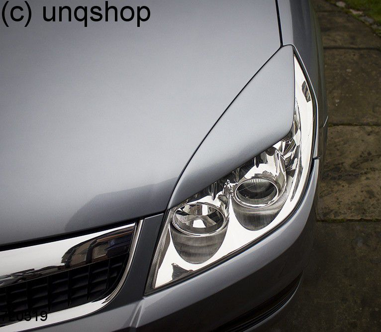 Eyebrows Vauxhall/Opel Vectra C , only for Facelift