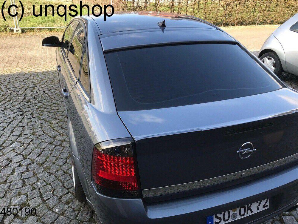 Window spoiler Vauxhall/Opel Vectra C , only for Hatchback