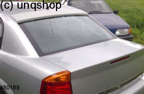 Window spoiler Vauxhall/Opel Vectra C , only for Saloon