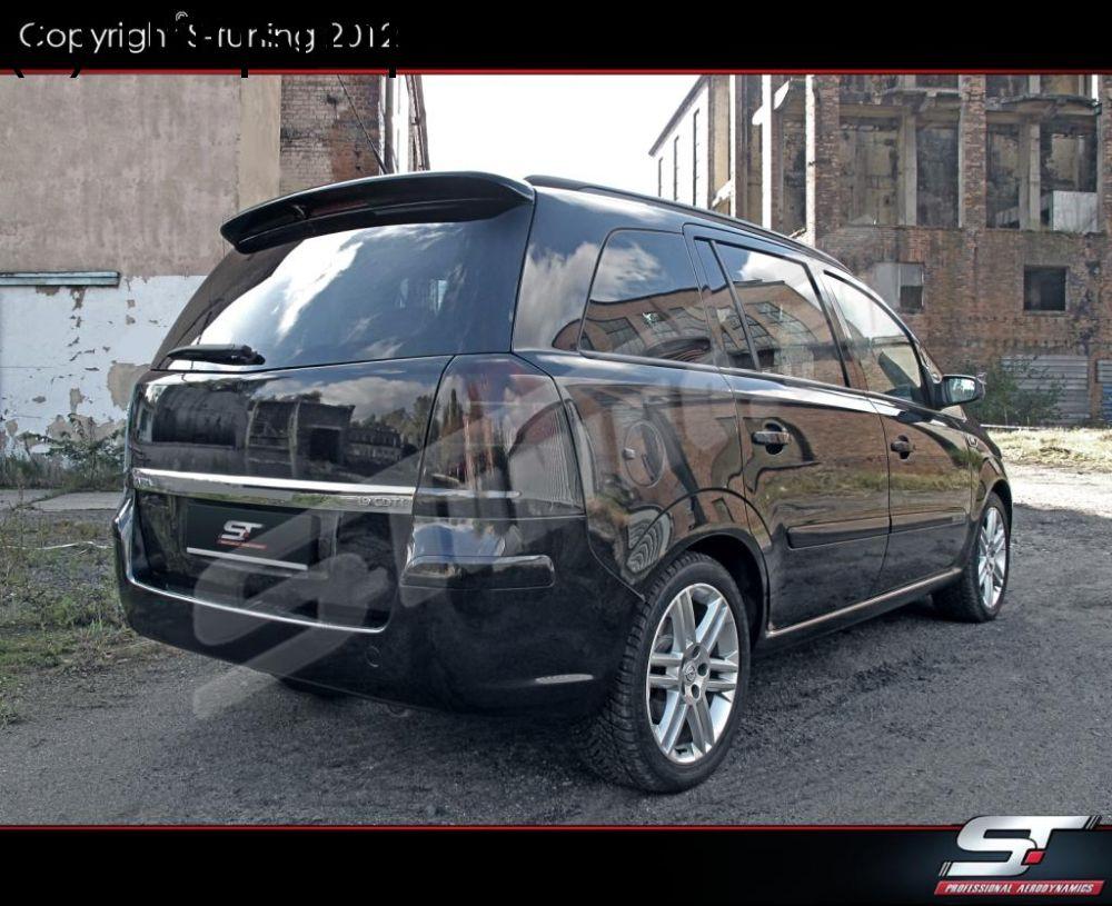 Roof spoiler Vauxhall/Opel Zafira B