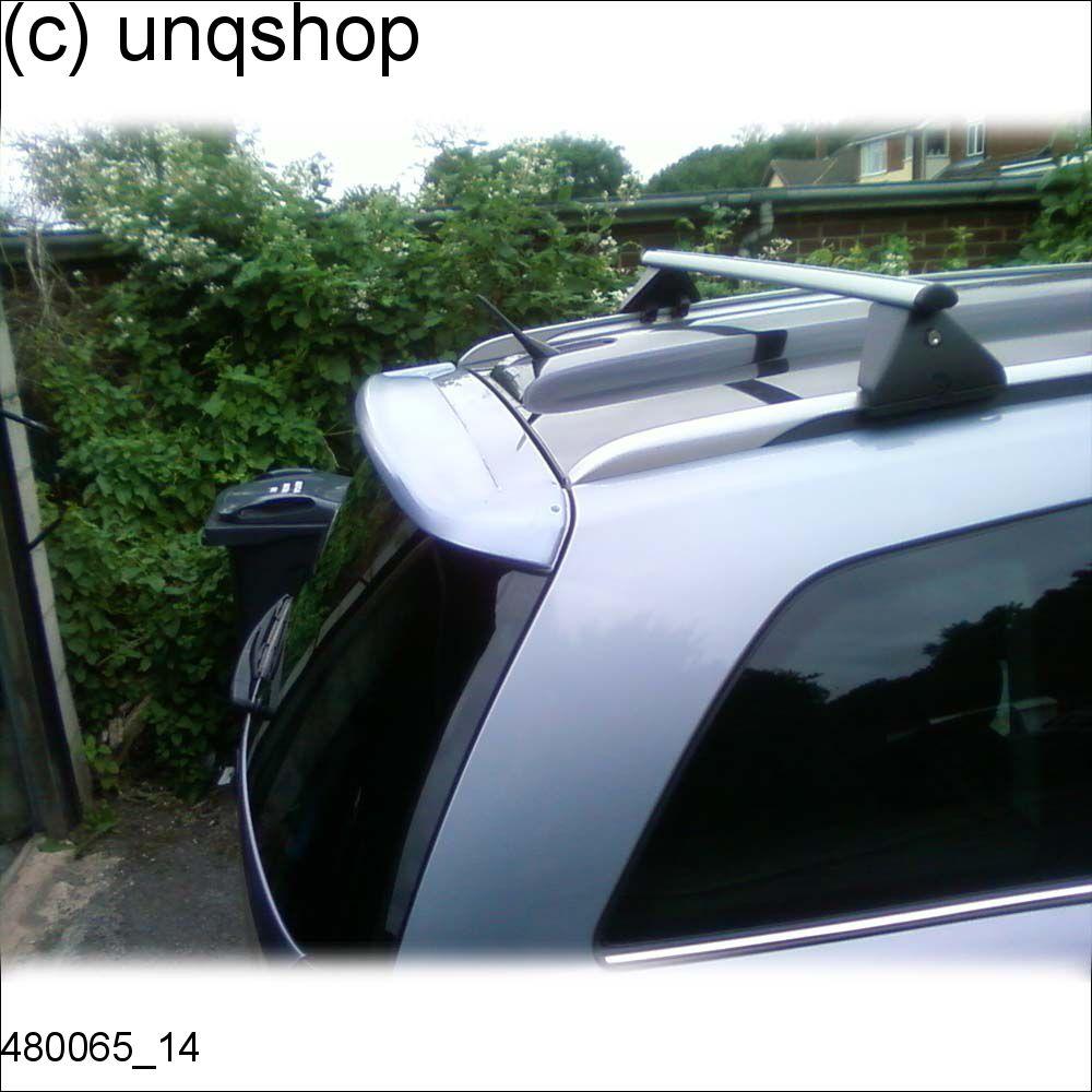 480065 roof spoiler vauxhall opel zafira b vxr opc grp. Black Bedroom Furniture Sets. Home Design Ideas