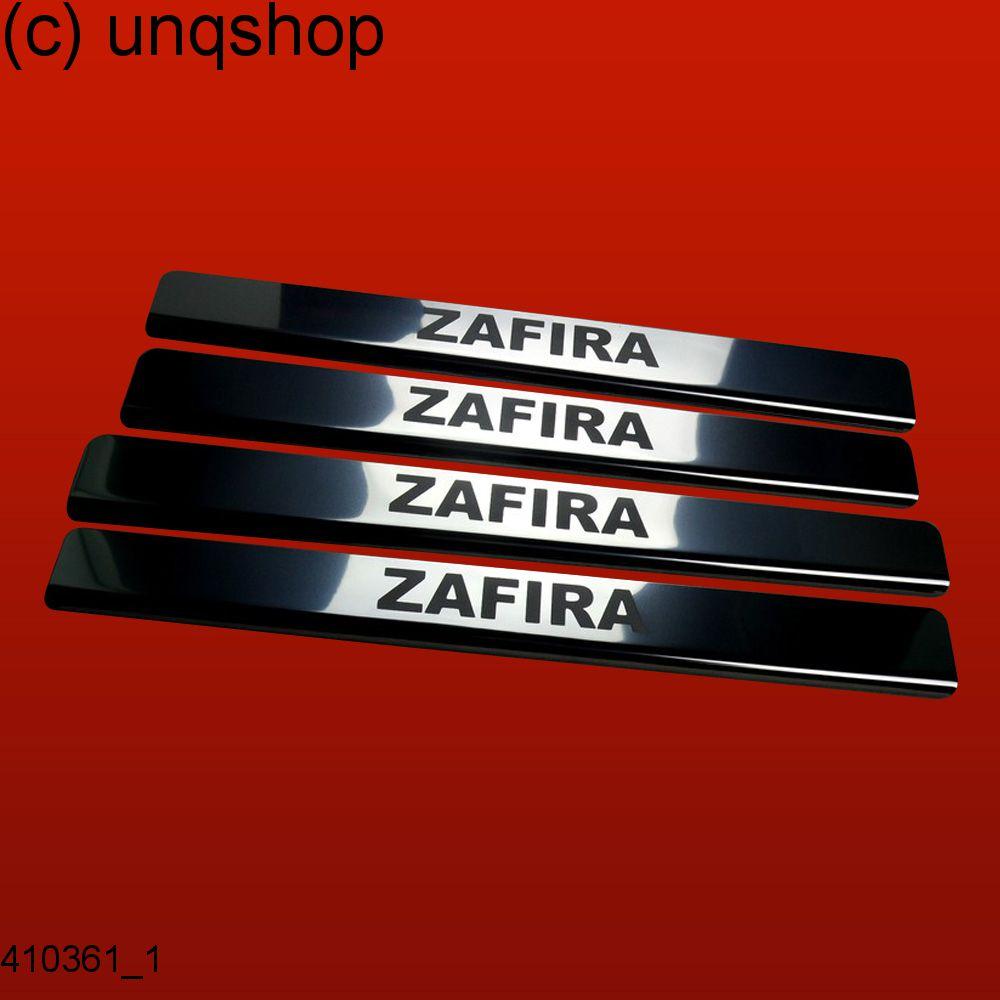 Door sills (ZAFIRA) Vauxhall/Opel Zafira B