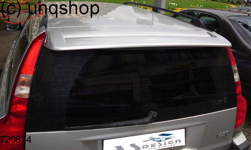 Roof Spoiler Volvo V70 Mk1 Only For Facelift