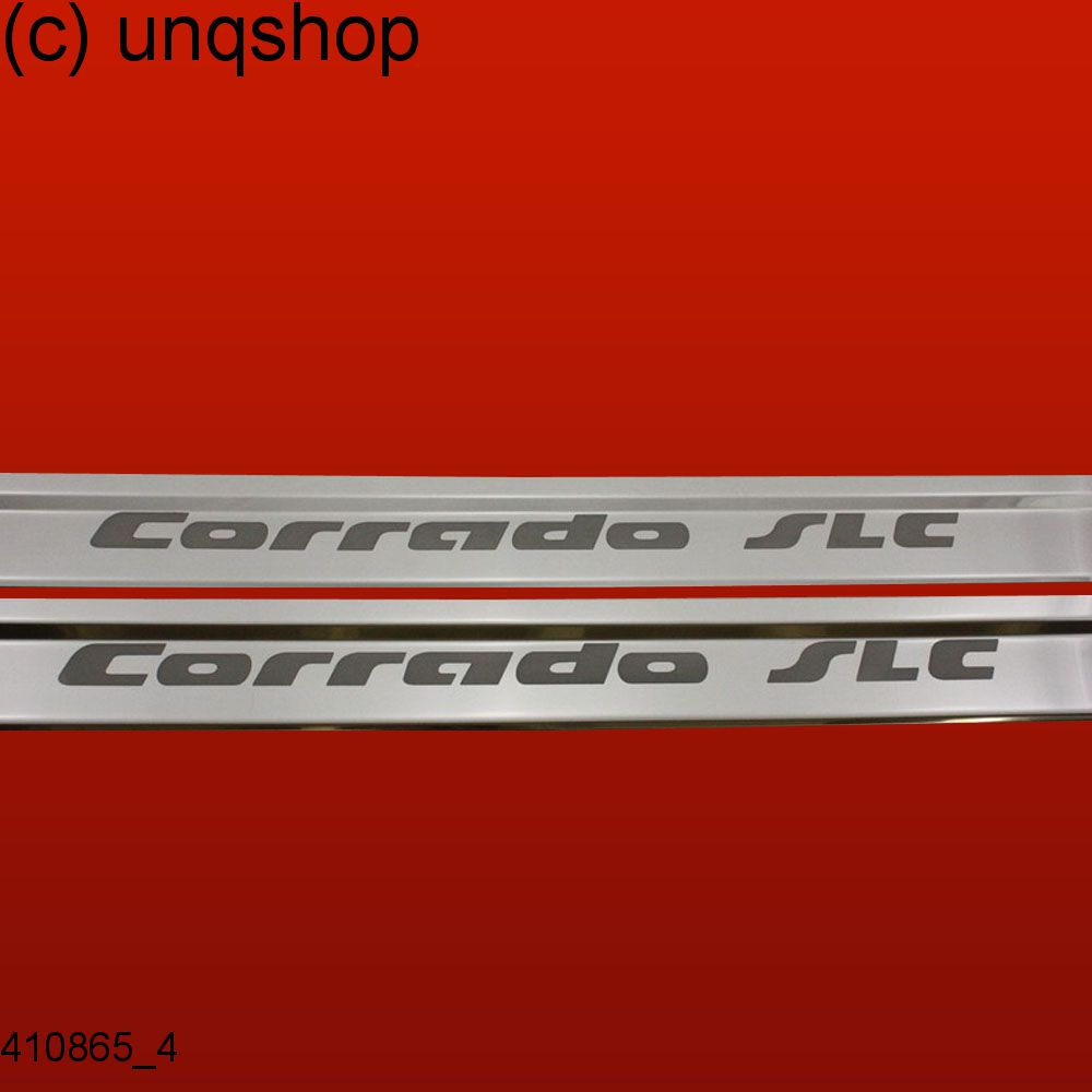 410865 2 les seuils de porte vw corrado corrado slc ebay for Miroir pour voiture