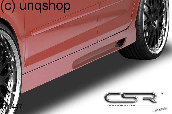 Side skirts VW Golf Mk6