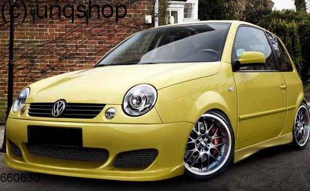 Front bumper (SM) VW Lupo