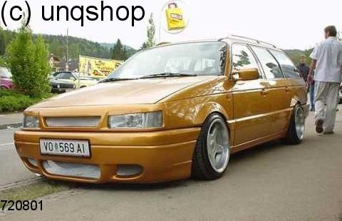 Front bumper (RS) VW Passat B3