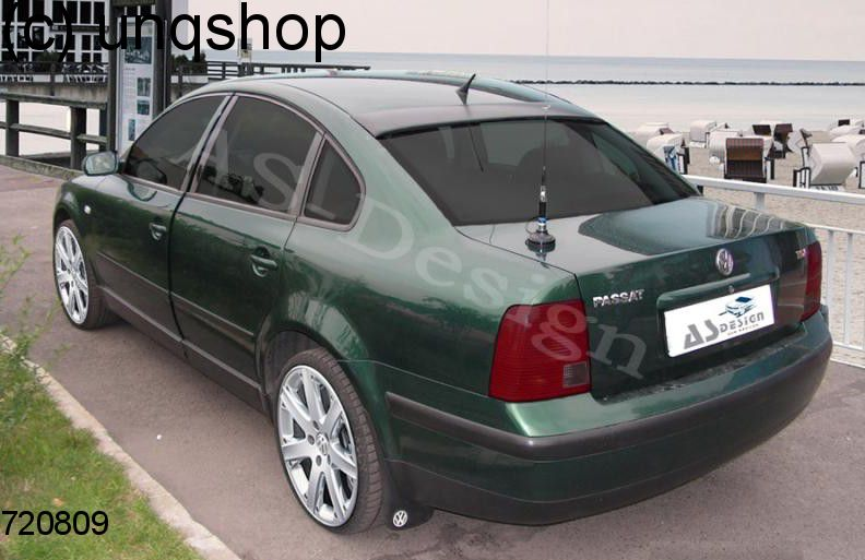 Window Spoiler Vw Passat B5 Only For Saloon