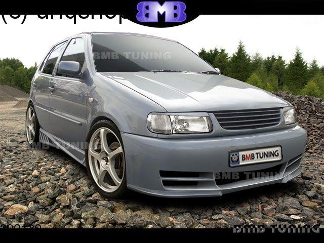 Front Bumper Vw Polo Mk3 6n