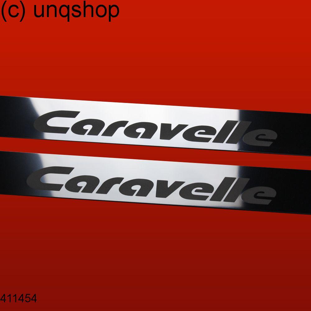 Door sills (Caravelle) VW T4