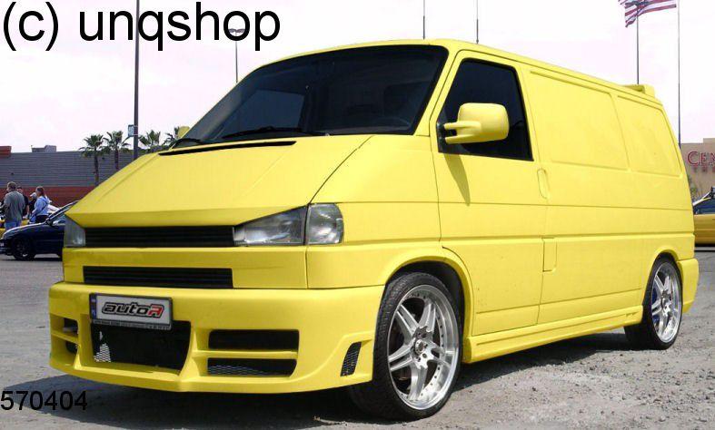 Front Bumper VW T4