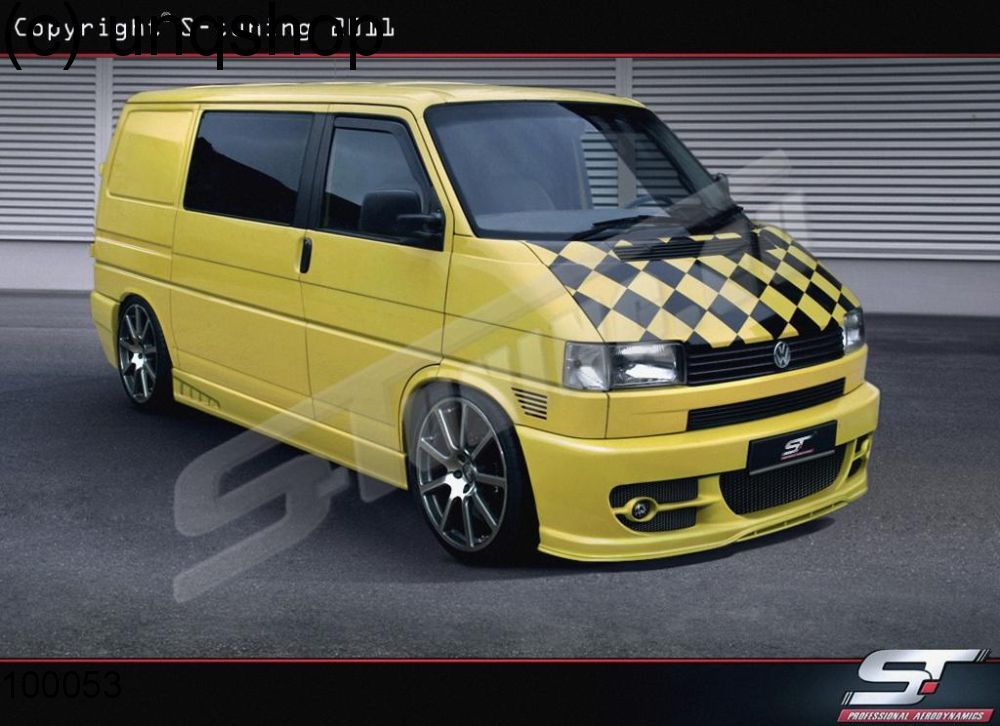 Side Skirts (LHD - European Version) VW T4  , only for SWB