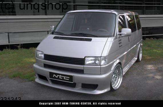 Front Bumper Rs Design Vw T4