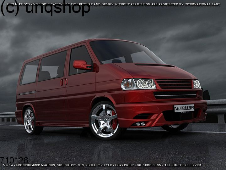 Side Skirts VW T4  , only for SWB