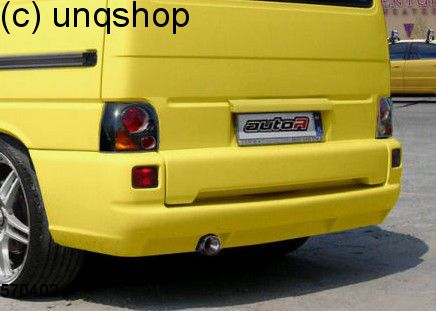 Tailgate bottom spoiler Infill panel VW T4