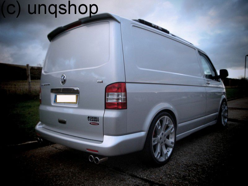 Roof spoiler (Sportline) VW T5  , only for Tailgate