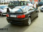 Boot spoiler Audi 80 B4 , only for Coupe