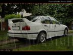 Boot spoiler (Sport R) BMW 3 SERIES E36