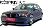 Front splitter bumper lip spoiler valance add on (Saloon) BMW 3 SERIES E46 , only for Facelift