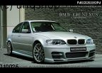Side Skirts BMW 3 SERIES E46 , only for Nexus