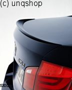 Boot Spoiler (M Design) BMW 5 SERIES F10/F11