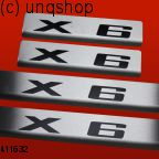 Door sills (X6) BMW X6 E71