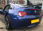 Boot spoiler BMW Z4 E85/86 , only for Coupe E86