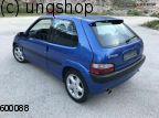 Roof spoiler Citroen Saxo  , only for Facelift